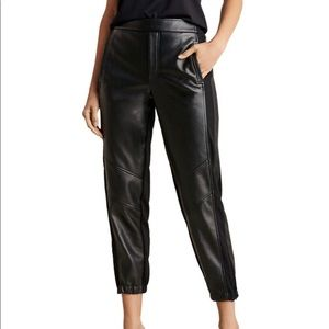 Bailey 44 Foster Pant Faux Leather Joggers